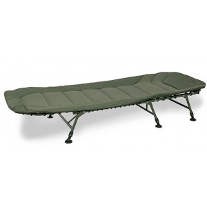 Lehátko FOX Warrior II Six Legged XL Bedchair