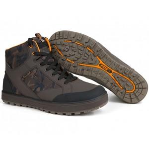 Topánky FOX Chunk Camo Mid Boots