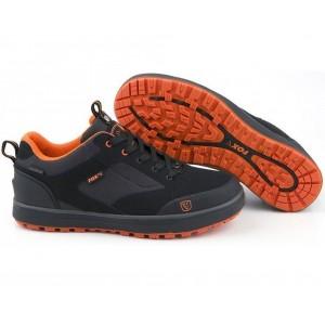 Topánky FOX Black/ Orange Trainers