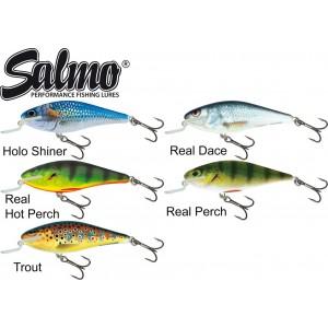 Vobler SALMO Executor Shallow Runned 5cm