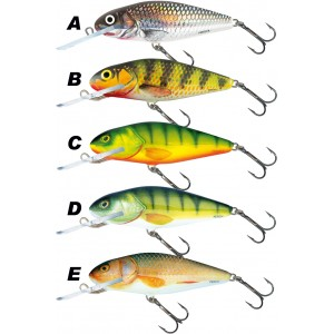Vobler SALMO Perch Deep Runner