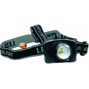 Čelovka ZEBCO LED High Power Zoom Headlamp