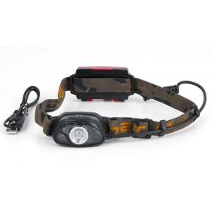 Čelovka FOX Halo Headtorch MS300c
