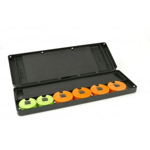 Peračník FOX Magnetic Disc & Rig Box System Large