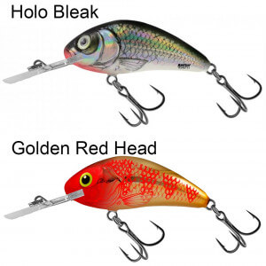 Vobler SALMO Rattlin Hornet Floating 3,5cm