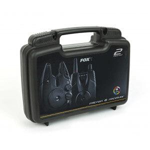 Obrázok 10 k Set 2 signalizátorov FOX Micron MX 2 Rod Set s príposluchom