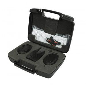 Obrázok 11 k Set 4 signalizátorov FOX Micron MX 2 Rod Set s príposluchom