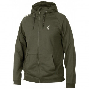 Mikina FOX Collection Green Silver LW Hoodie