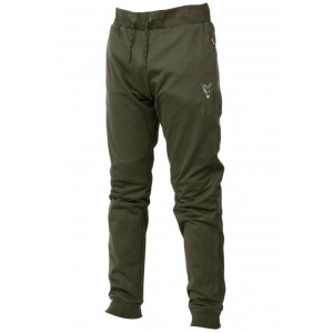 Tepláky FOX Collection Green Silver LW Joggers