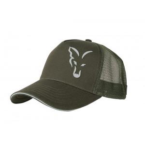 Šiltovka FOX Green/ Silver Trucker Cap