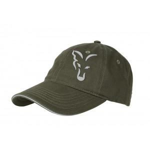 Šiltovka FOX Green/ Silver Baseball Cap