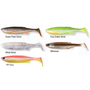 Nástraha SAVAGE GEAR Fat T-Tail Minnow Bulk 9cm