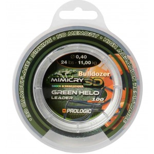 Vlasec PROLOGIC Mimicry Green Helo Leader