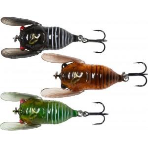 Nástraha SAVAGE GEAR 3D Cicada 4,8cm
