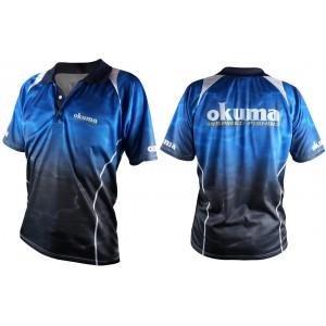 Tričko OKUMA Polo Shir