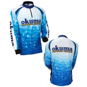 Tričko OKUMA Tournament Shirt