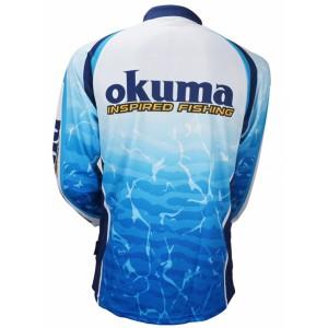Obrázok 3 k Tričko OKUMA Tournament Shirt