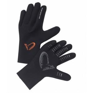 Rukavice SAVAGE GEAR Super Stretch Neo Glove