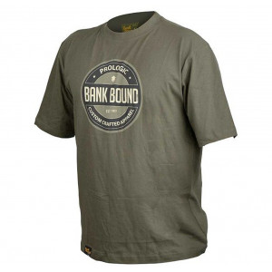 Tričko PROLOGIC Bank Bound Badge Tee Green