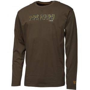 Tričko PROLOGIC Bank Bound Camo T-Shirt Long Sleeve