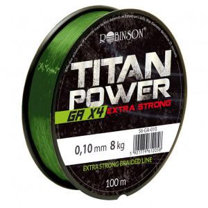 Obrázok 2 k SET = prút DELPHIN Bang + šnúra ROBINSON Titan Power GA X4