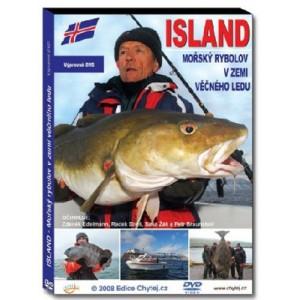 DVD - ISLAND - Morský rybolov v krajine večného ľadu