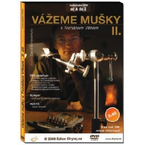 DVD - Viažeme mušky II. s Tomášom Vítkom