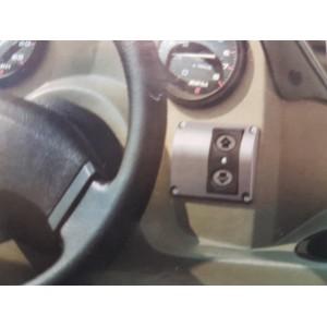 Diaľkový ovládač k elektrickým kotvám