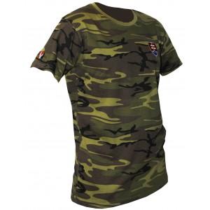 Tričko pánske Military Camo