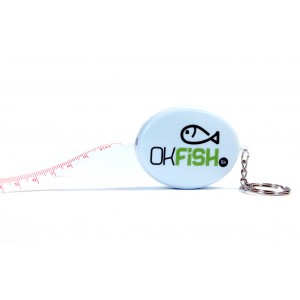 Zvinovací meter OKFISH