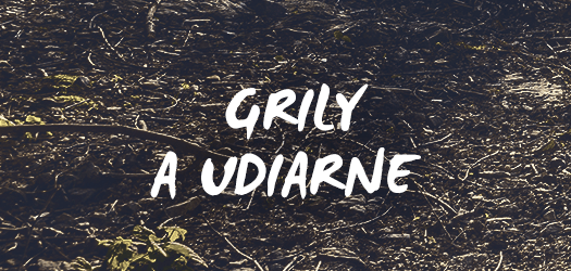 Grily a udiarne
